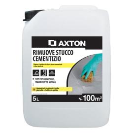 Detergente Axton per rimuovere stucco cementizio, 100 m² 5000 ml