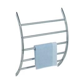 Porta salviette U-Form cromo grigio
