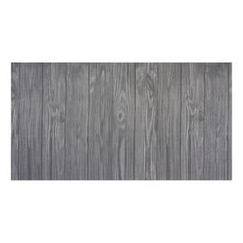 Tappetino cucina antiscivolo Full legno grigio 55 x 75 cm