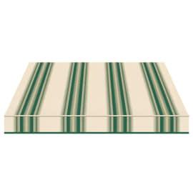 Tenda da sole a bracci Tempotest Parà 240 x 210 cm verde/beige Cod. 5355/62