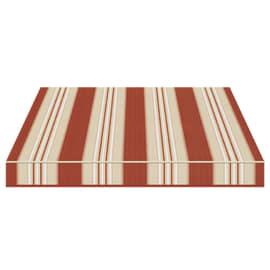 Tenda da sole a caduta cassonata Tempotest Parà 240 x 250 cm avorio/marrone Cod. 636/84