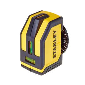 Livella laser Stanley raggio d'azione 4,5 m, 2 batterie