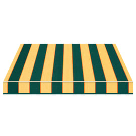 Tenda da sole a caduta cassonata Tempotest Parà 240 x 250 cm verde/giallo/arancione Cod. 484/3