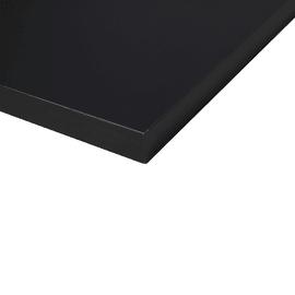 Alzatina su misura alluminio Nero Indigo H 3 cm