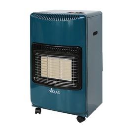 Stufe a gas prezzi e offerte online leroy merlin for Stufa a infrarossi niklas nova ventilata