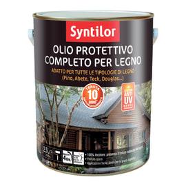 Olio protettivo Syntilor incolore 2,5 L