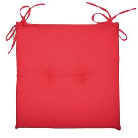 Cuscino per sedia antimacchia Dudu rosa 40 x 40 cm