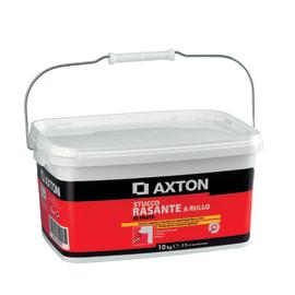 Stucco in pasta Axton Rasante a rullo liscio bianco 10 kg