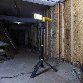 Lampada LED da lavoro Peri grigio 35 W