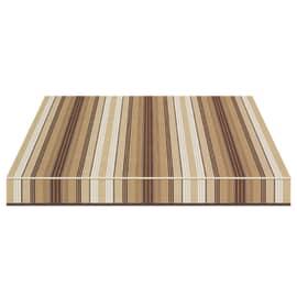 Tenda da sole a bracci Tempotest Parà 350 x 210 cm avorio/beige/marrone Cod. 5011/57