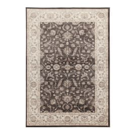 Tappeto Keysari 1 grigio scuro 160 x 230 cm