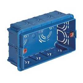 Scatola rettangolare Vimar 0RV71304 azzurra