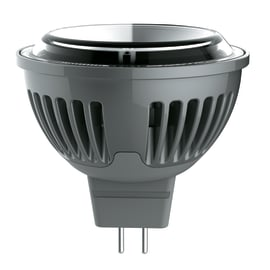 Lampadina LED Lexman GU5.3 =35W luce calda 100°