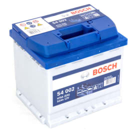 Batteria Bosch per auto, 52 Ah, S4 Spunto 470, 12 V