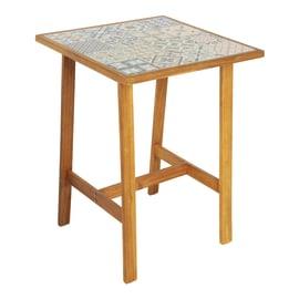Tavolo quadrato alto Soho, 72 x 72 cm