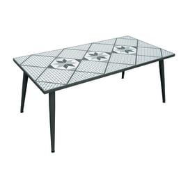 Tavoli Da Giardino Mosaico Prezzi.Tavoli Da Giardino Prezzi E Offerte Online Leroy Merlin 5