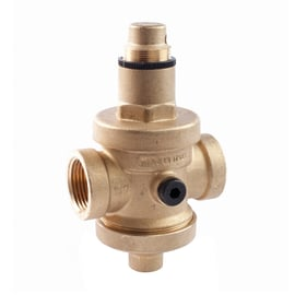Riduttore di pressione con presa manometro FF Ø 20 mm 1.2-6 3 bar 85