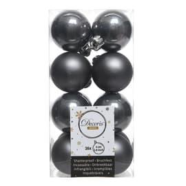 Box sfere grigio antracite ø 4 cm