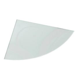 Mensola angolare Spaceo serigrafata L 25 x P 25, sp 0,5 cm