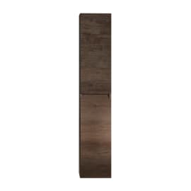 Colonna Kora rovere 2 ante L 30 x H 160 x P 27 cm