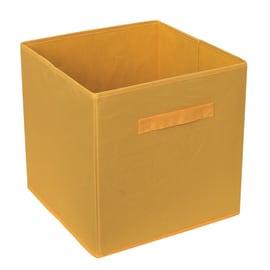 Cesta L 31 x P 31 x H 31 cm giallo