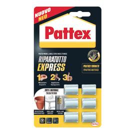 Colla epossidica riparatutto express in 6 monodosi 30 g