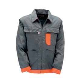 Giacca Kapriol Evo, grigio, arancione tg. M