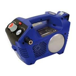 Minicompressore coassiale Michelin MBL24V, pressione massima 8 bar