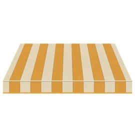Tenda da sole a caduta cassonata Tempotest Parà 240 x 250 cm avorio/giallo/marrone Cod. 5009/12