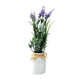 Vaso con fiori Ø 6 x 28 cm