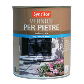 Vernice per pietre Syntilor trasparente opaco 2,5 L
