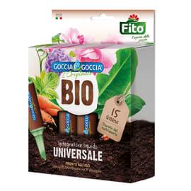 Concime universale per tutte le piante goccia a goccia bio Fito 160 ml