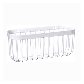 Mensola doccia Neo 1 ripiano bianco