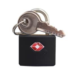 2 luchetti rettangolari a chiave arco standard 25 mm