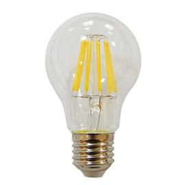 Lampadina smart LED Lexman E27 =60W goccia luce CCT 150°