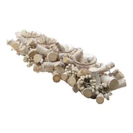 Portacandela naturale, 48 cm