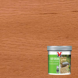Olio V33 Easy Cream teak 0,5 L