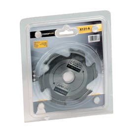 A disco Ø 100 x H 4 mm