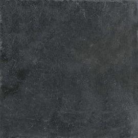 Piastrella Cortana 75 x 75 cm nero