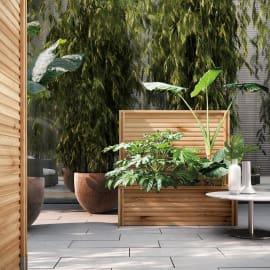 Grigliati In Plastica Per Giardino.Divisori Giardino Prezzi E Offerte Online Per Schermi Divisori Da