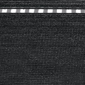Rete ombreggiante Coimbra Dark grigio L 50 x H 2 m