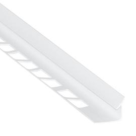 Profilo angolare interno PVC 8 mm x 250 cm