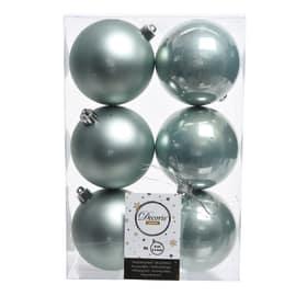 Box sfere grigio perla ø 8 cm