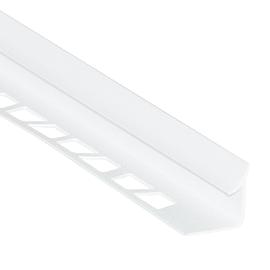 Profilo angolare interno PVC 10 mm x 250 cm
