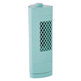 Ventilatore minitorre Equation Figtree azzurro
