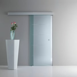 Porta da interno scorrevole Pegaso 85 x H 215 cm reversibile