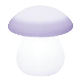 Lampada solare Fungo polietilene