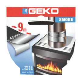 Geko argento 9 m x 40 mm