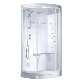 Doccia idromassaggio box e cabine idromassaggio prezzi e for Cabine doccia prezzi leroy merlin