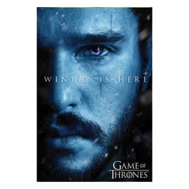 "Poster Game of Thrones - ""Winter is here Jon"" 61 x 91,5 cm"